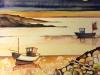 Seaside Memories: Fishing Boats in Devon